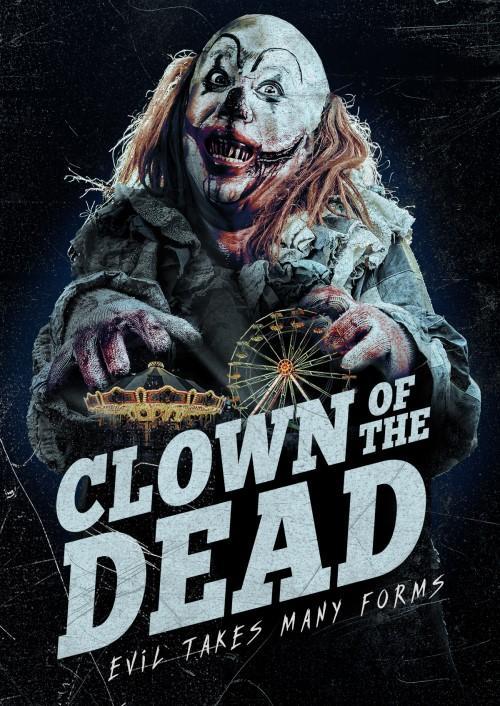 FlixFling Clown of the Dead 500x706