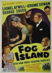 fog island cover
